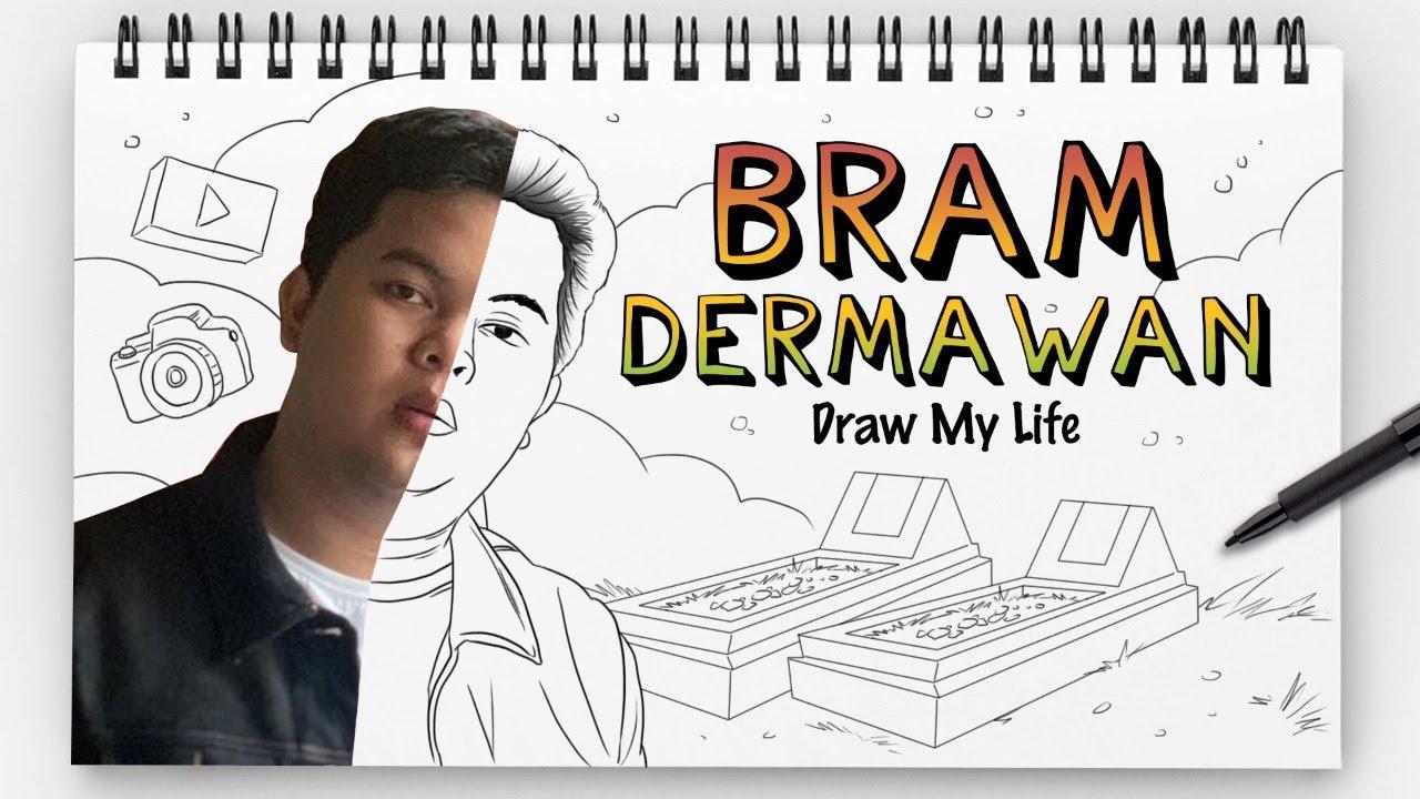 DRAW MY LIFE BRAM DERMAWAN