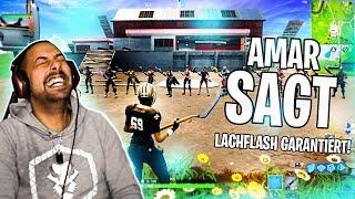 AMAR SAGT! Zieh deinen Fallschirm | Lachflash garantiert | Amar