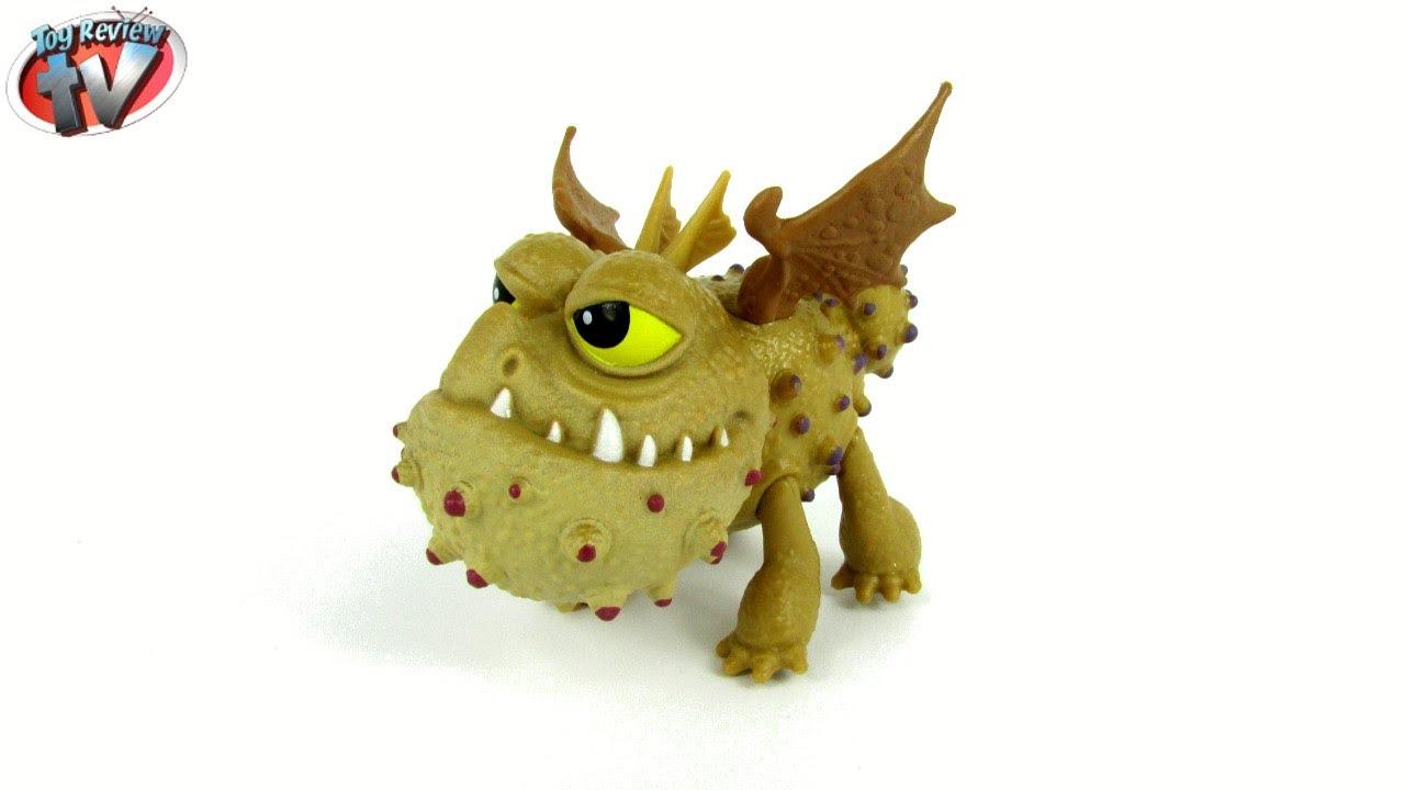 Dragons Defenders Of Berk Meatlug Figure Toy Review, Spin Master