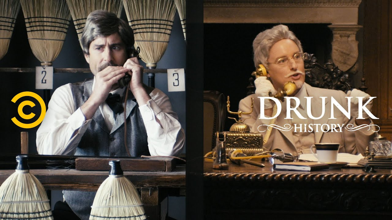 The Surprisingly Dramatic Origin of Corn Flakes (feat. Owen Wilson & Luke Wilson) - Drunk History