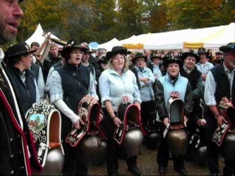 Lyoba : Le Ranz des Vaches Romainmotier 2010