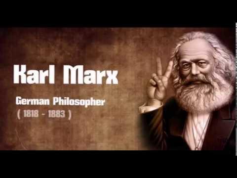 5 dakikada Karl Marx, Komünizm ve Üretim teorisi