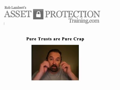 Pure Trusts Are