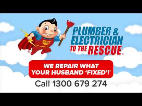 Plumber Electrician To The Rescue
