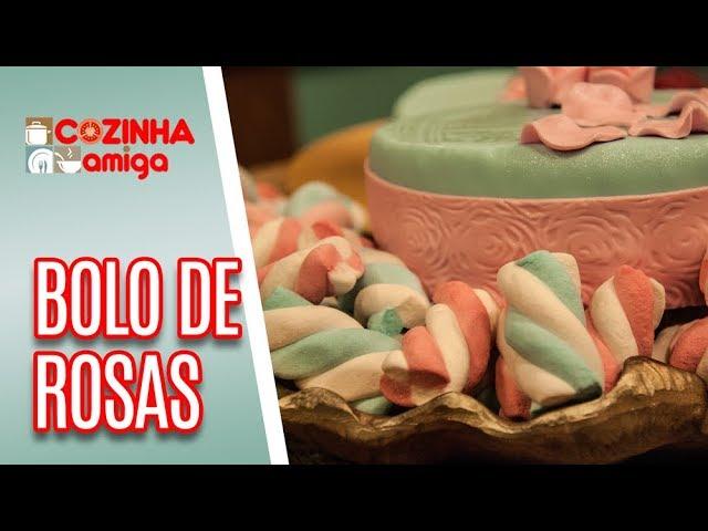 Bolo da Maria Antonieta - Alê Peruzzo | Cozinha Amiga (21/02/19)