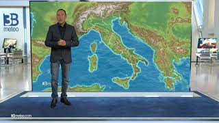 Previsioni meteo Video per venerdì, 22 ottobre