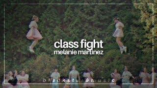 class fight || melanie martinez || traducida al español + lyrics