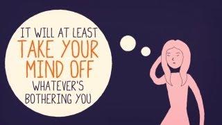 One Great Way to De-Stress | A Little Bit Better With Keri Glassman
