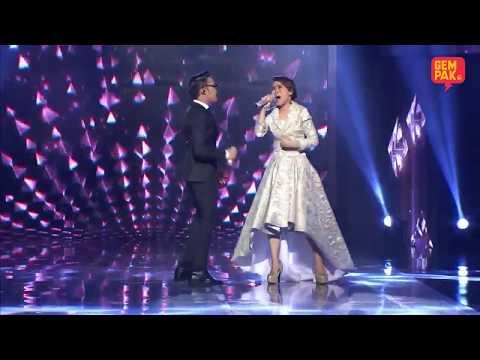 Wani Kayrie & Hael Husaini - Sampai Bila BIG STAGE (Week 3)