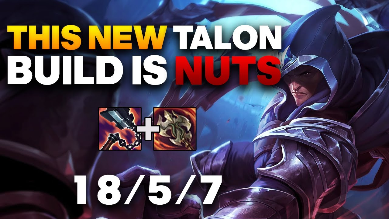 Talon Build Guide Vapora Dark In Depth Mid Talon Guide Season 10 League Of Legends Strategy Builds
