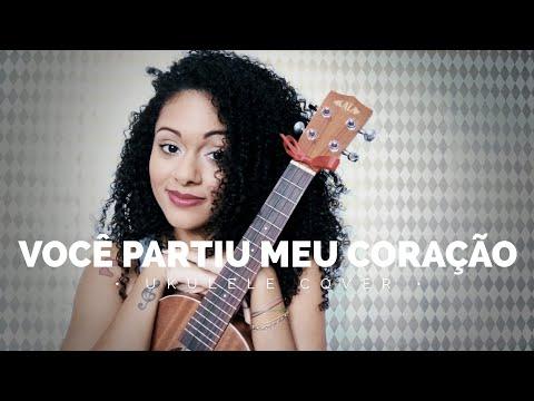 Você Partiu Meu Coração - Nego do Borel ft. Anitta ukulele   por Elisa Alecrin