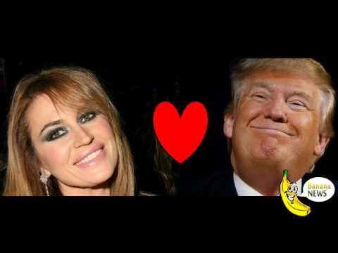 Lory Del Santo I was with Donald Trump, has great respect for women