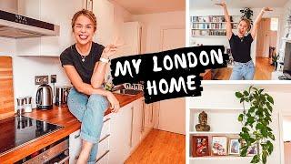My Central London Apartment Tour - London Flat Tour