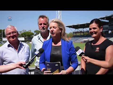 The Hon Bridget McKenzie Announces Community Sporting Infrastructure Grant