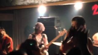 ブルースビンボーズ also known as BLUES BIMBOS; Live @ Zone-B, Tokyo...