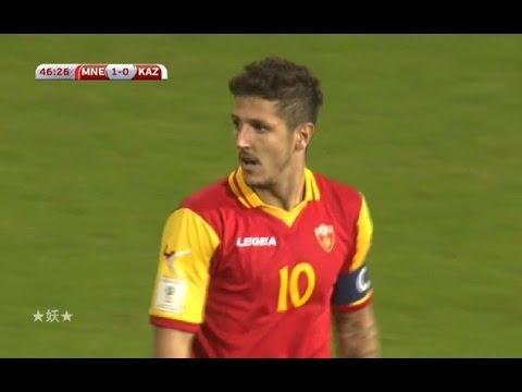 Stevan Jovetić vs Kazakhstan(08/10/2016)HD 720p by轩旗