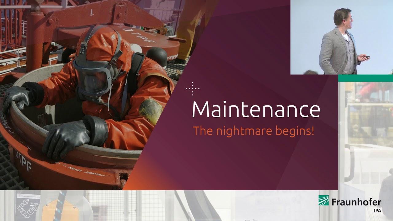 The forecast is robots   Ubuntu