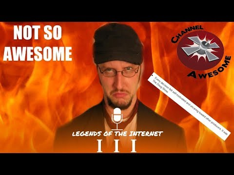 Legends of the Internet S3E11: The Not So Awesome Google Doc (Channel Awesome Vol. 5)
