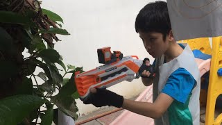 """The Army of Nerf Ep.2 """"เก็บมันซะ"""""""
