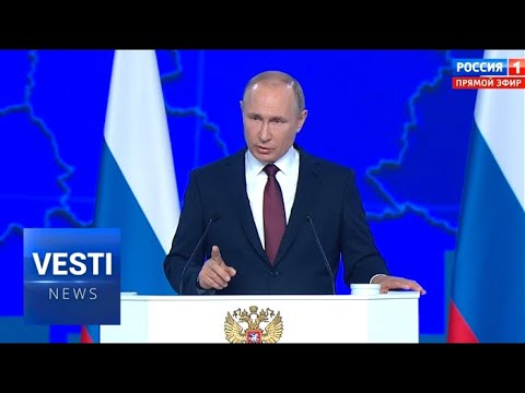 Putin Gets Serious: