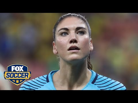 Hope Solo suspended by U.S. Soccer