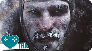 FROSTPUNK Trailer Whiteout (2017) PC Survival Game