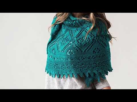 Hemisphere Half Pi Shawl Knit Along | Coming soon!