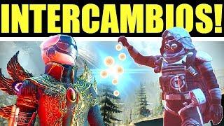 Destiny 2: INTERCAMBIOS! POLVO EXTRAÑO! NUEVA FACCIÓN VEIST!
