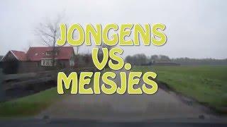 Groep 8: De Wiekslag (Bruchterveld) - Jongens vs. meisjes