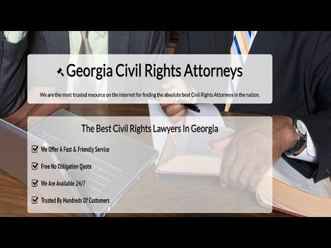 Top Civil Rights Lawyers  In Georgia