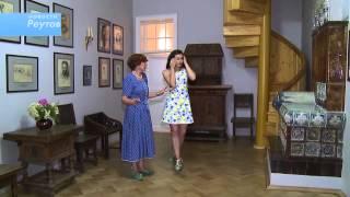 видео Усадьба Абрамцево