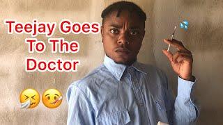 Teejay Goes To The Doctor | @nitro__immortal