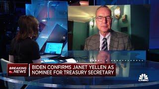 NYT's Jim Stewart on Joe Biden choosing <b>Neera Tanden</b> to White ...