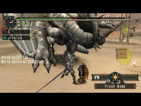 monster hunter freedom unite bow guide