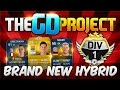 FIFA 15   THE GD PROJECT   BRAND NEW HYBRID!