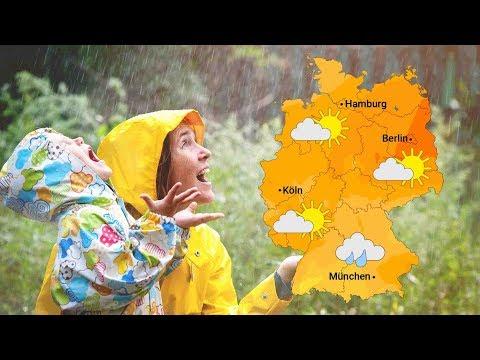 Wetter - Im Süden Regnerisch (19.08.2019)