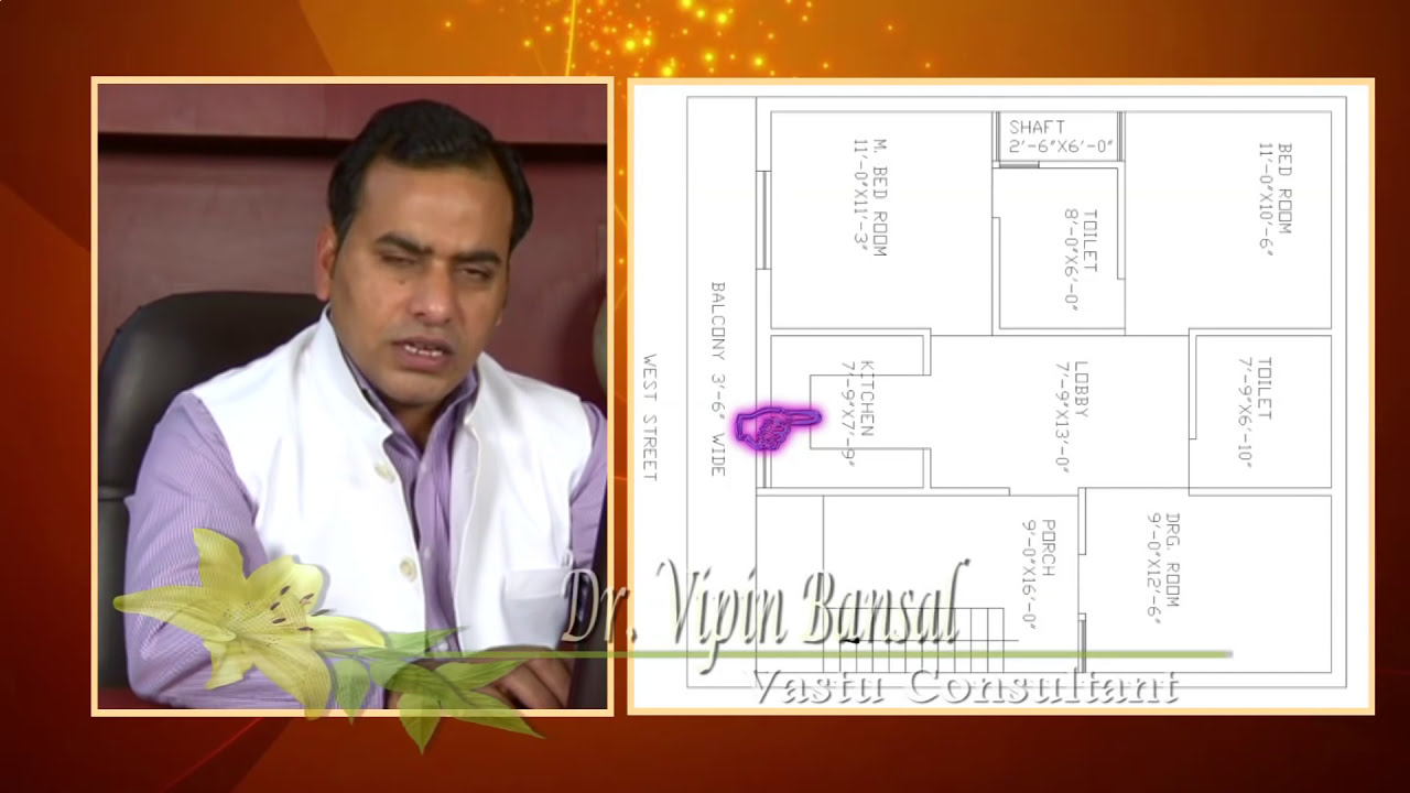 WEST FACING PLOT / HOUSE / HOME, VASTU SHASTRA , FENG-SHUI - YouTube