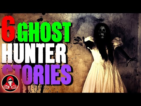 5 REAL Ghost Hunters Horror Stories - Darkness Prevails