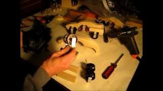 Toy Electric Car Assembly Pt 1