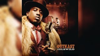 OutKast - When I Look In Your Eyes (Lyrics)