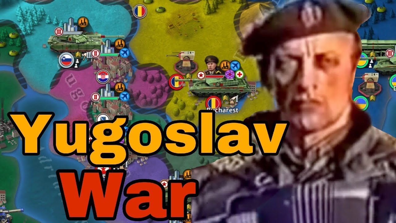 Mod Review World Conqueror 4:Age of War Mod by Comrade Kelly