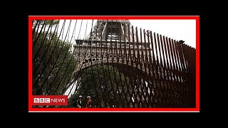 Breaking News | Paris builds Eiffel Tower terror fence