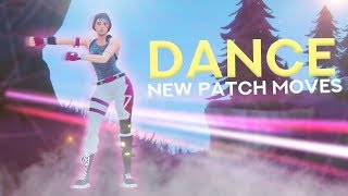 DANCING IN THE NEW PATCH   21 KILLS