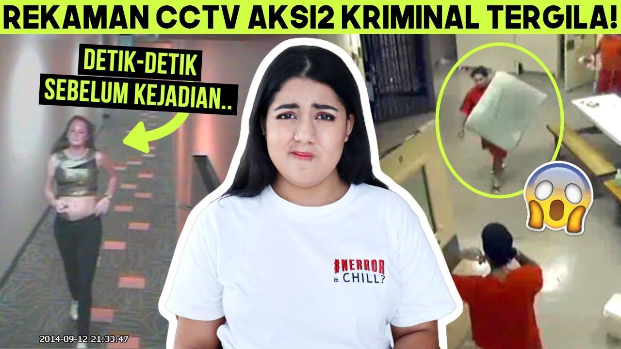 CCTV Aksi2 KRIMINAL TERGILA!!