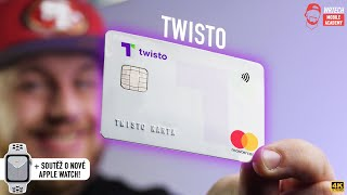 ???? Česká služba Twisto + Soutěž o hodinky  Apple Watch! (FinTech 2020) | WRTECH [4K]