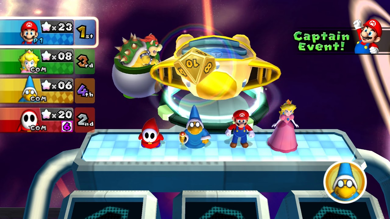 Mario Party 9 Bowser Station Playthrough Youtube