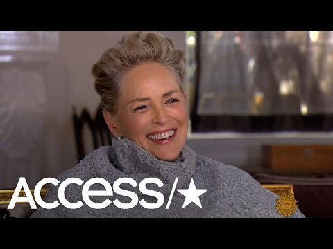 Sharon Stone Laughs For 10 Straight Seconds When Asked If She's Been Sexually Harassed  Access