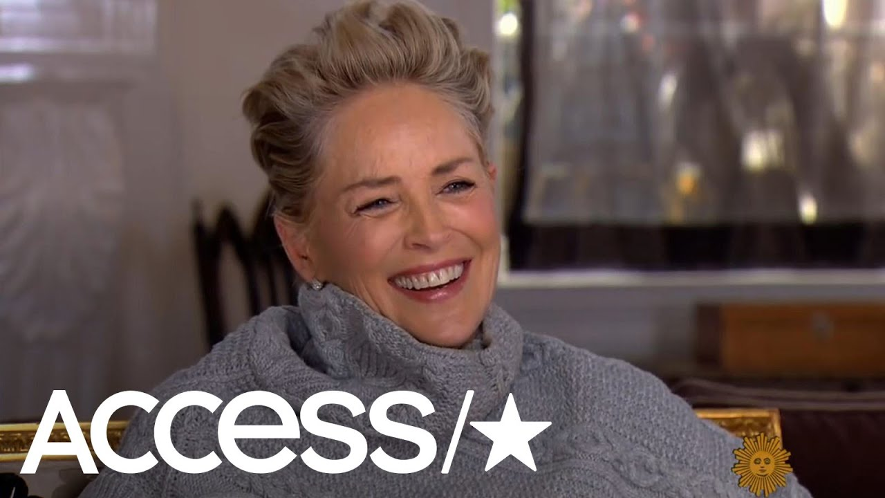 Sharon Stone Was Asked If Shes Been Sexually Harassed, and She Gave the Most Epic Response