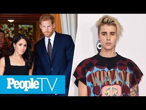 Inside Harry & Meghan's Shocking Announcement, Justin Bieber Battling Lyme Disease | PeopleTV