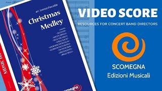 CHRISTMAS MEDLEY - arr. Lorenzo Pusceddu